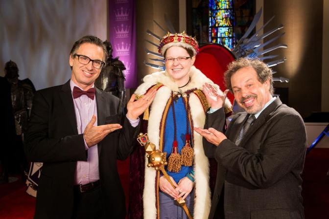 Interview with Kayla LaFrance of TBS' King of the Nerds #NerdsRule