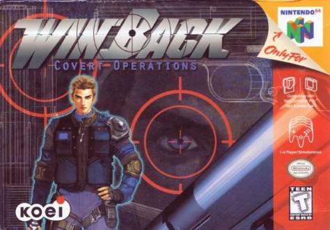 OperationWinBackN64