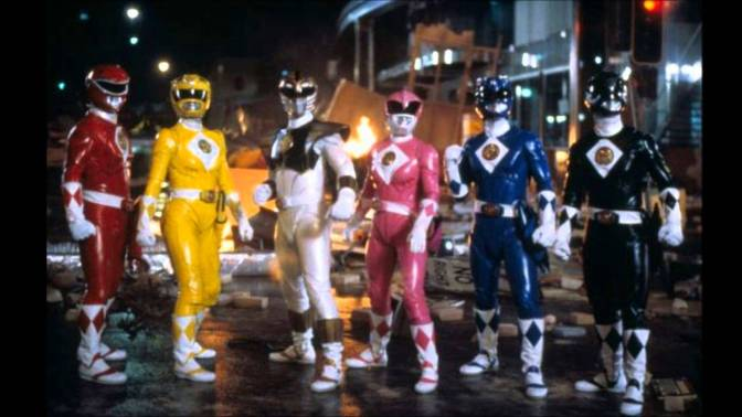 MMPR Morphs Back to the Big Screen