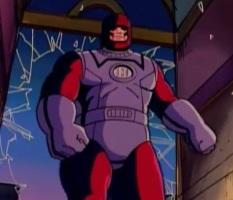 Sentinels in X-Men Cartoon