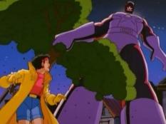 Sentinel in X-Men Cartoon