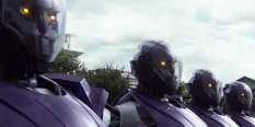 Sentinels in X-Men: Days of Future Past